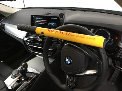 High Security Steering Wheel Lock