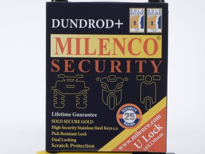 Dundrod ++ U Lock 18 x 230mm