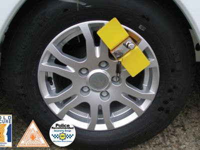 Compact C Wheelclamp