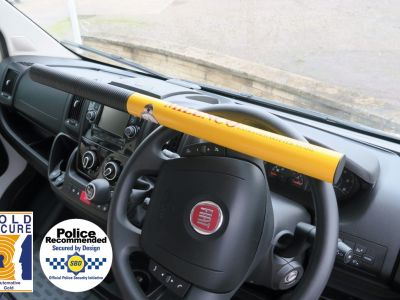 Commercial High Security Steering Wheel Lock