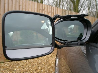 Falcon Safety Towing Mirror