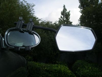 MGI -Steady View Towing Mirror