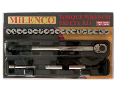 Torque Wrench Safety Kits