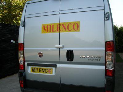 milenco mirrors fitting instructions