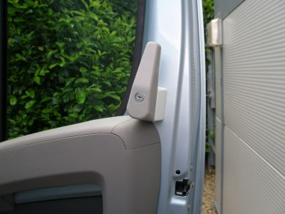 Cab Door Lock