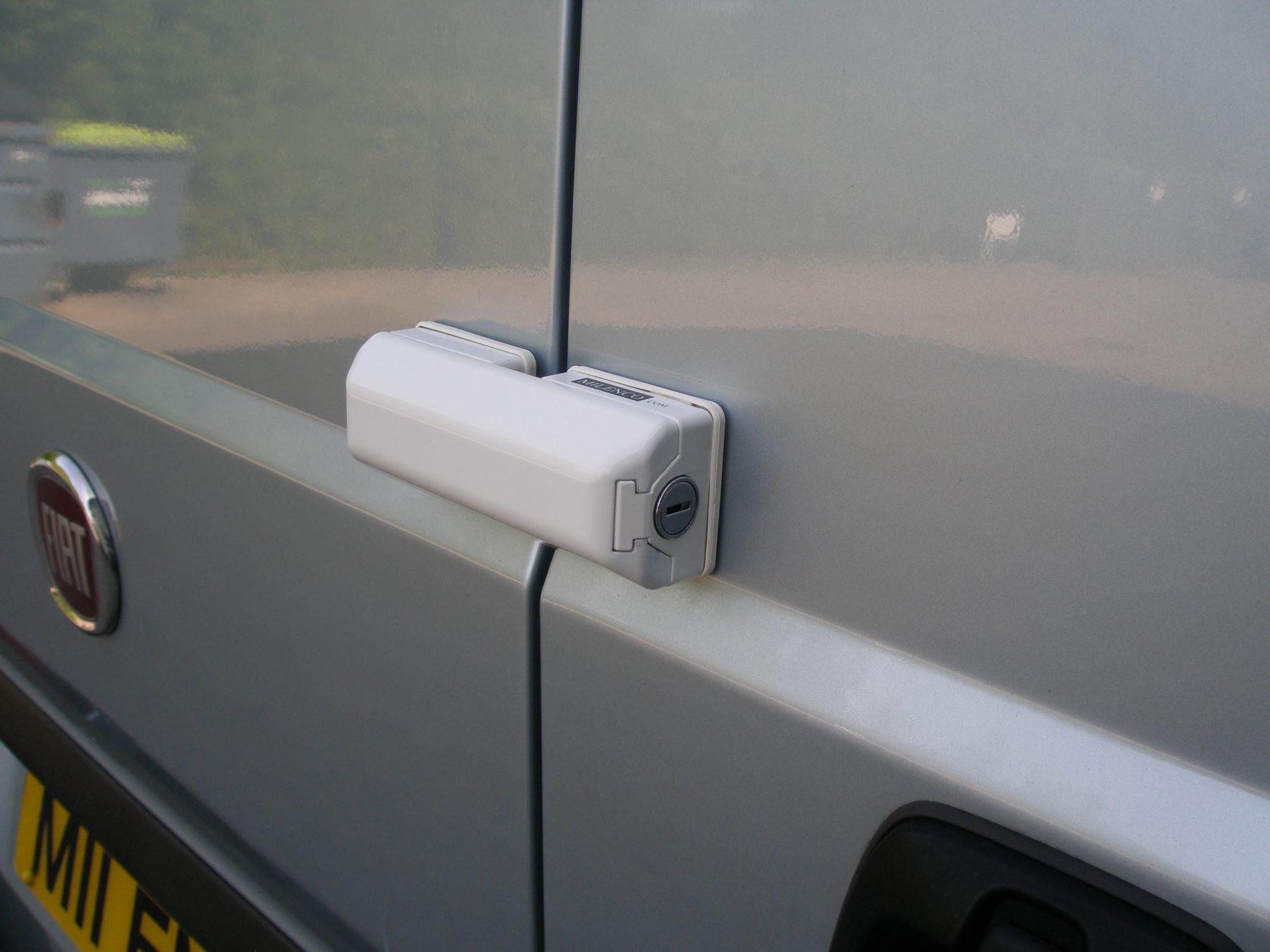 Van Door Lock Milenco Europe S Leading Manufacturer Of