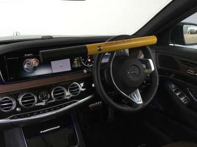 0499 High Security Steering Wheel Lock 5