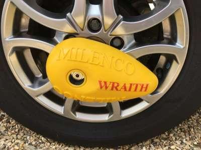1 Wraith Wheel Lock