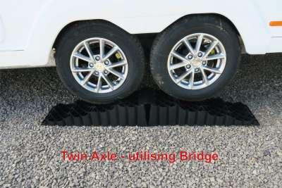 2622 Quattro Bridge Twin Axle