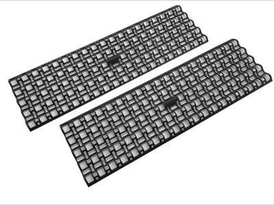2905 Giant Lattice Grip Mat