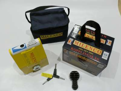 4503 Swedish Alko Hitchlock Bag And Box