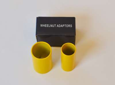 4640 Compact Wheelclamp Adaptor