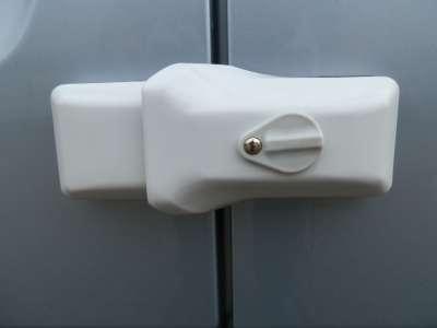 High Security Van Door Lock