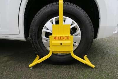 Motorhome Wheelclamp